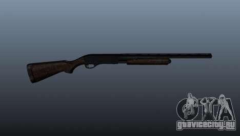 Помповое ружьё Remington 870 для GTA 4 третий скриншот