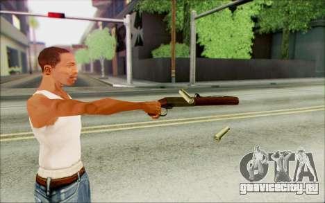 Дробовик EMSSS-12 для GTA San Andreas третий скриншот