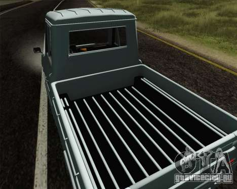 Honda T 360 для GTA San Andreas вид сбоку