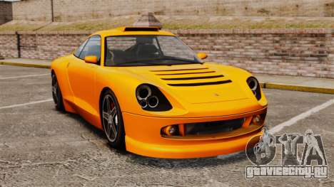 Comet Turbo для GTA 4