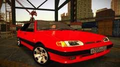 ВАЗ 2115 Light Tuning для GTA San Andreas