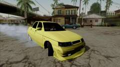 ВАЗ 2110 v2 для GTA San Andreas