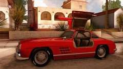 Mercedes-Benz 300SL Gullwing для GTA San Andreas
