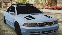 Audi S4 Hellaflush для GTA San Andreas