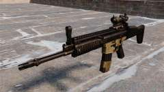Автомат FN SCAR-L для GTA 4