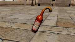 Коктейль Молотова -Budweiser- для GTA 4