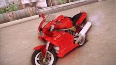 Ducati Supersport 1000 DS для GTA San Andreas