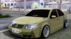 Volkswagen Bora Stance для GTA San Andreas