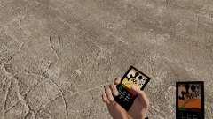 Тема для телефона Walkman для GTA 4