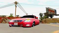 Lada 2170 Priora Люкс для GTA San Andreas