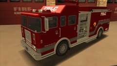 Firetruck HD from GTA 3