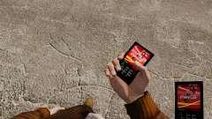 Тема для телефона Coca-Cola для GTA 4