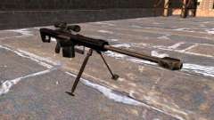 Снайперская винтовка Barrett M82A1 Light Fifty для GTA 4