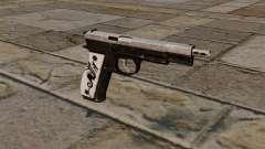 Обновленный пистолет CZ75