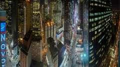 Новые загрузочные экраны NY City
