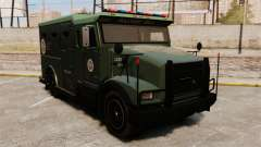 Military Enforcer для GTA 4