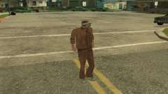 Скин Kelly из GTA Vice City Beta