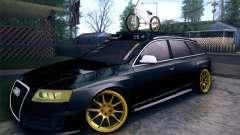Audi Avant RS6 LowStance для GTA San Andreas