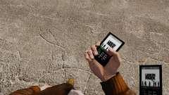 Тема для телефона Linkin Park для GTA 4