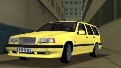 Volvo 850 R Estate для GTA Vice City