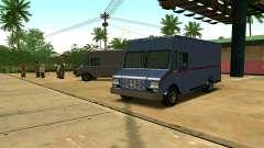 Boxville из GTA 4