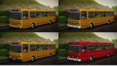 ЛиАЗ 5256.00 Скин-пак 5