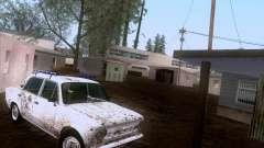 ВАЗ 21011 Дачная для GTA San Andreas