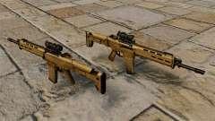 Автоматическая винтовка Magpul Masada