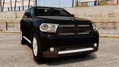 Dodge Durango 2013 Sheriff [ELS]