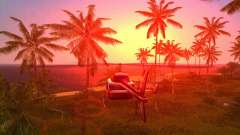 Sun effects для GTA Vice City
