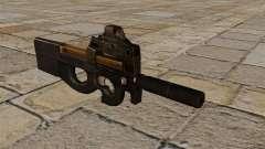 Пистолет-пулемёт P90 обновлённый