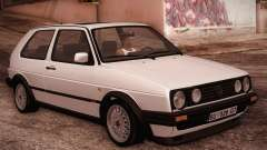 Volkswagen Golf Mk2 GTI для GTA San Andreas