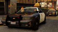 GTA V Police Cruiser