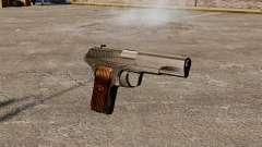 Самозарядный пистолет TT-33 для GTA 4