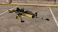 Автомат M4 Red Dop v2 для GTA 4