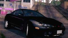 Mitsubishi Eclipse Fast and Furious