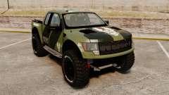 Ford F150 SVT 2011 Raptor Baja [EPM]