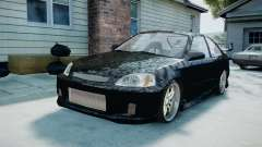 Honda Civic FnF