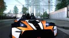 KTM Xbow R для GTA San Andreas