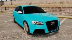 Audi RS3 Sportback [Typ 8PA] 2011 для GTA 4