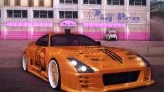 Toyota Supra Top Secret V12 для GTA San Andreas