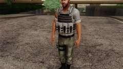 Mercenary из Far Cry 3 для GTA San Andreas
