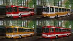 ЛиАЗ 5256.00 Скин-пак 1
