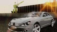 Mercedes-Benz CLS500 для GTA San Andreas