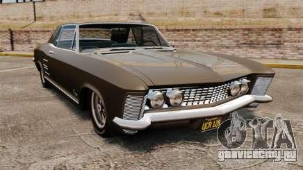 Buick Riviera 1963 для GTA 4