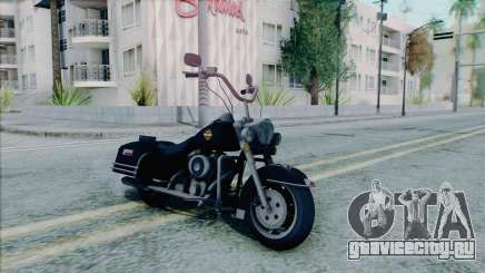 Harley Davidson Road King для GTA San Andreas