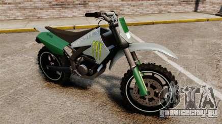 Sanchez Monster Energy для GTA 4