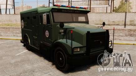 Military Enforcer для GTA 4