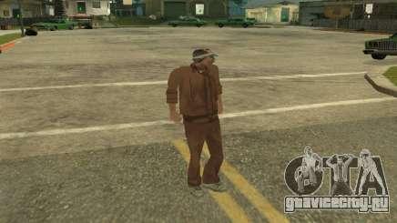 Скин Kelly из GTA Vice City Beta для GTA San Andreas