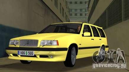 Volvo 850 R Estate для GTA Vice City